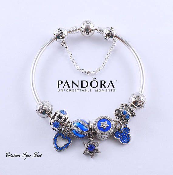 pandora bracelet argent rigide
