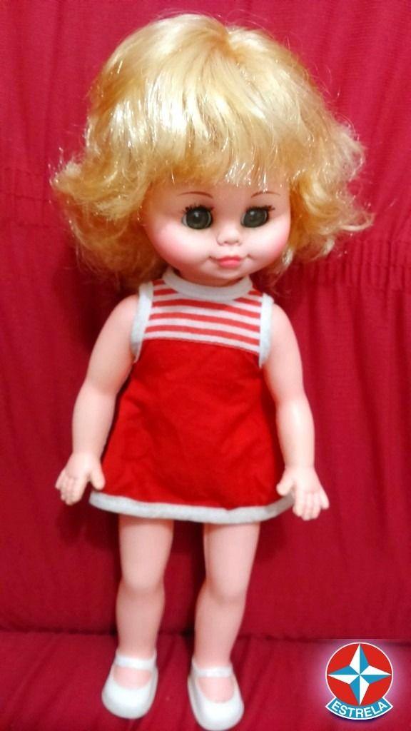 Boneca Anita Da Estrela,anos 70. - R$ 65,00 no MercadoLivre