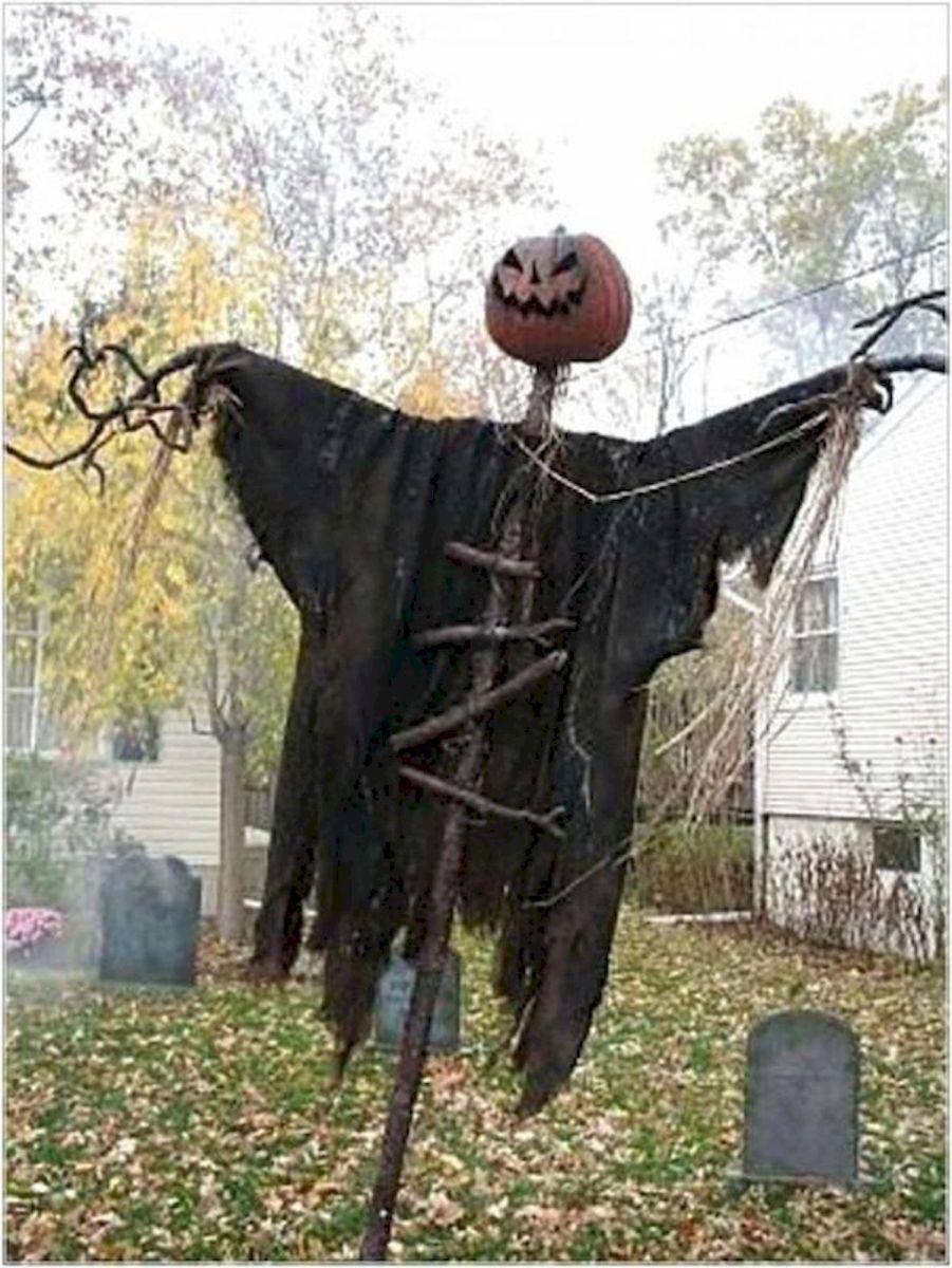 45 Stunning Hallowen Decoration Outdoor Ideas (1 #halloweendecorations
