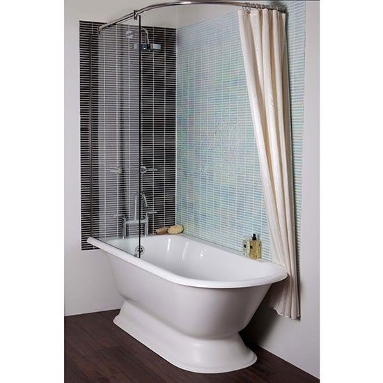 Trident Advance Shower Bath From The Albion Company