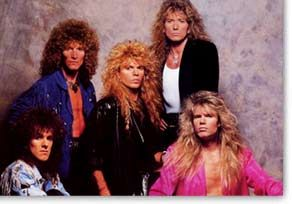 This is the lineup that made me a fan of whitesnake.