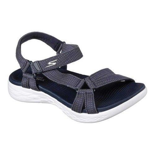 GO 600 Brilliancy Ankle Strap Sandal