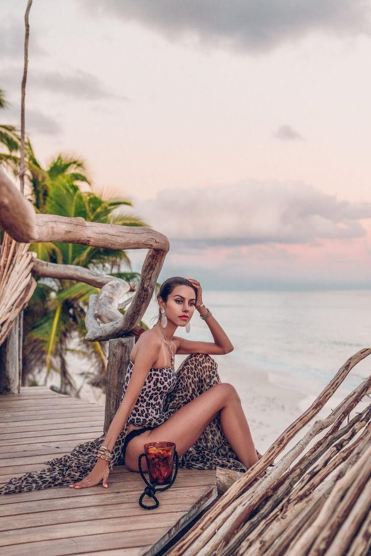 Animal Instincts   VivaLuxury   beach vacation outfits mexico   beach vacation outfits mexico cover up