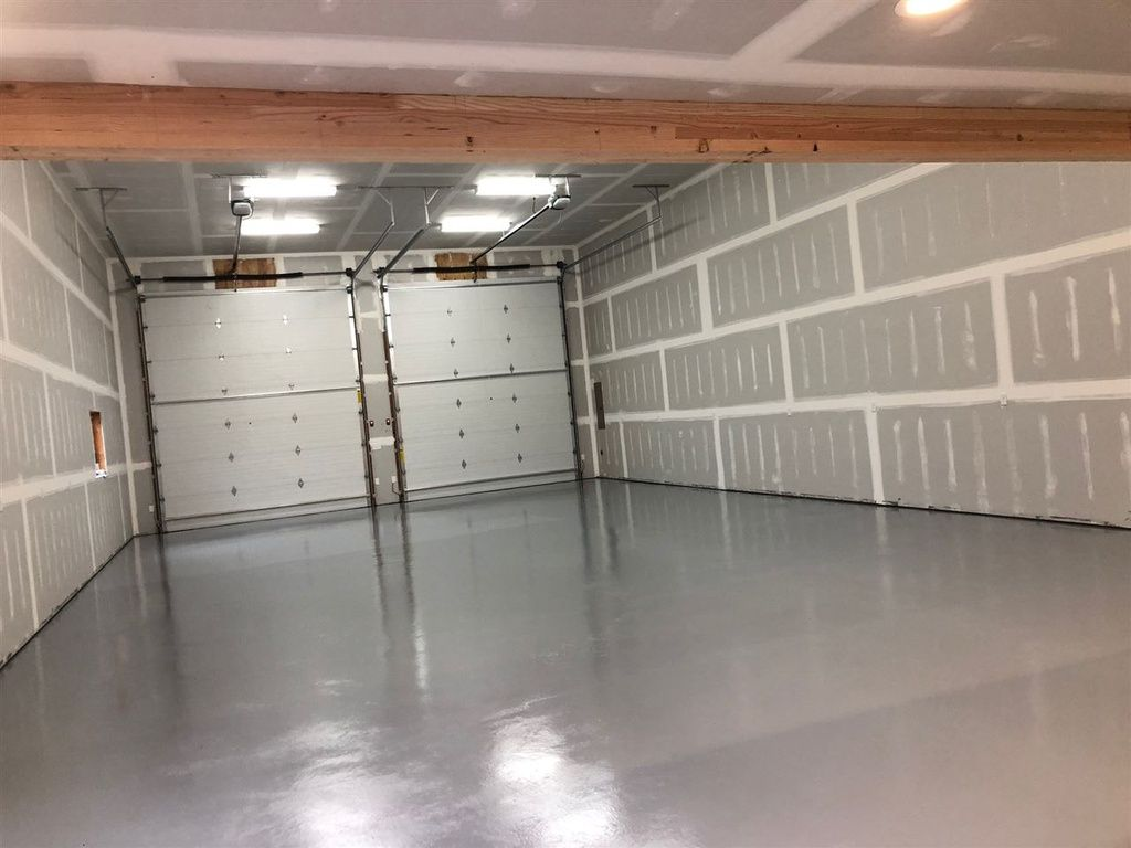 Nice Storage Garage With 12 Foot Doors And 40 Feet Depth Home Types Of Houses Dream House