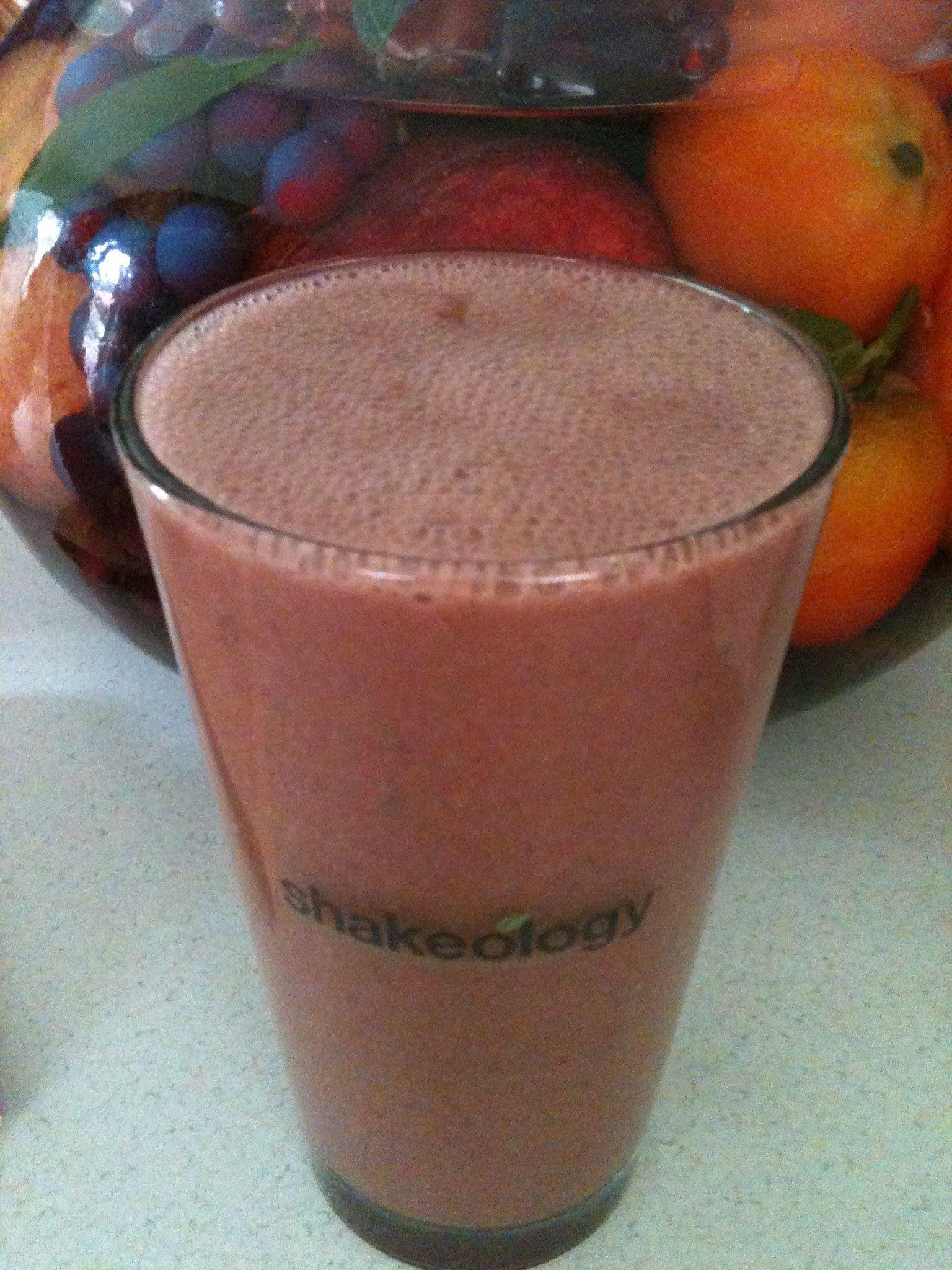 Strawberry Shakeology. Get yours at www.myshakeology.com/RockyJ