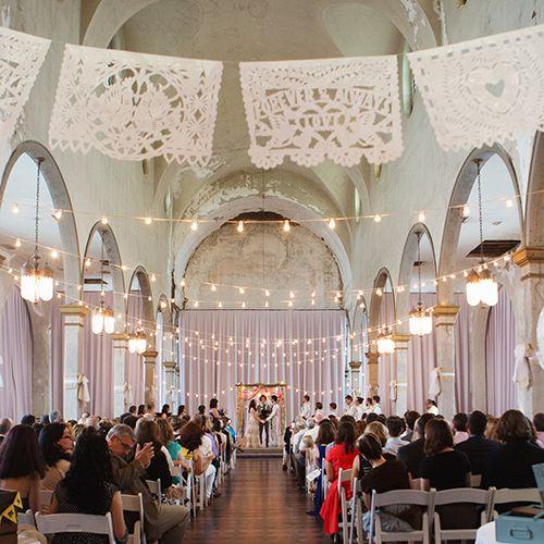 Marigny Opera House Wedding Reception