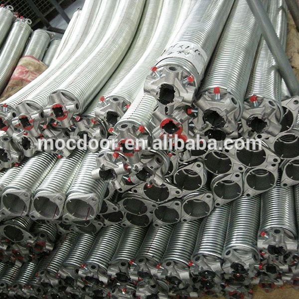 Brightly Galvanized Torsion Springs For Garage Doors Durable