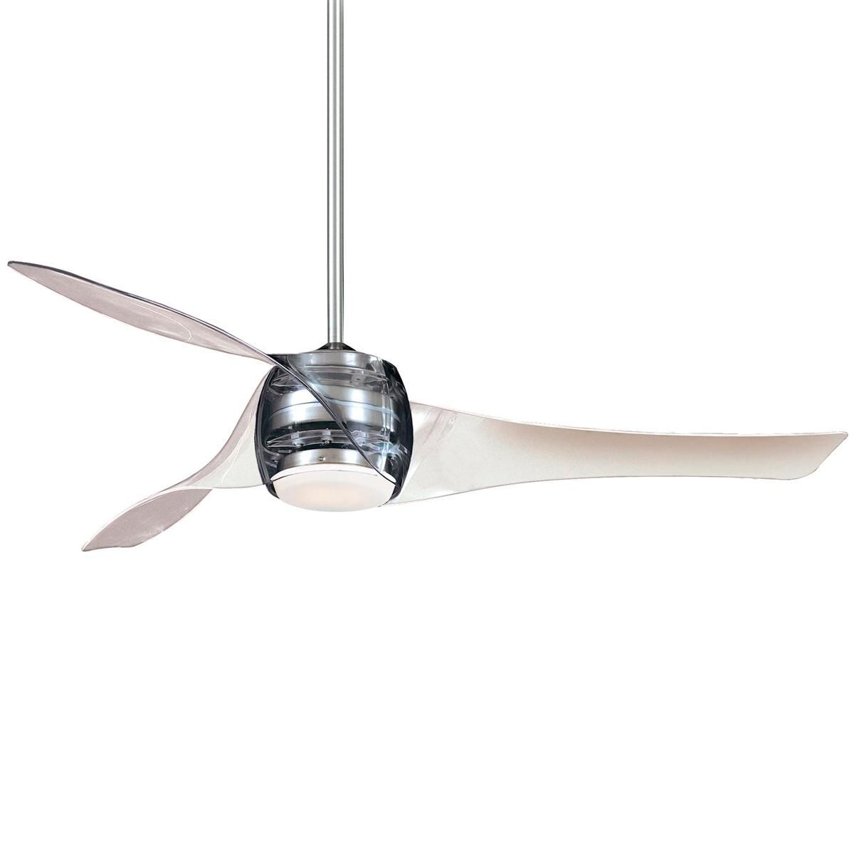 58 contemporary twisted blade led ceiling fan ceiling fan blade contemporary twisted blade ceiling fan mozeypictures Images