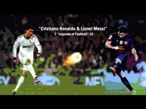 Hat Trick Cristiano Ronaldo Lionel Messi Messi 7 Lionel Messi