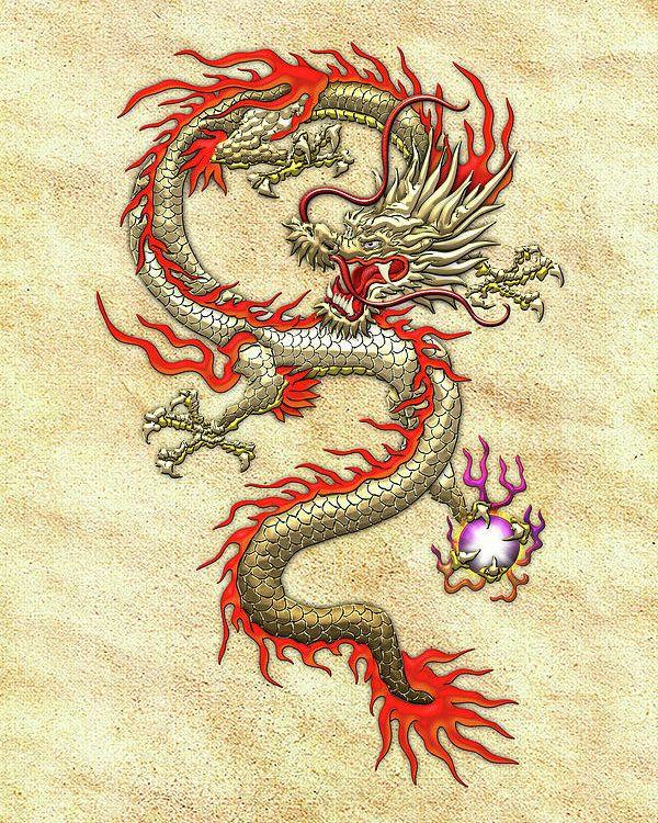 Скачать красивые картинки китайского дракона (36 фото ...