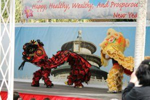 25th Annual Chinese Festival celebrating 4711, the Year of the Snake.