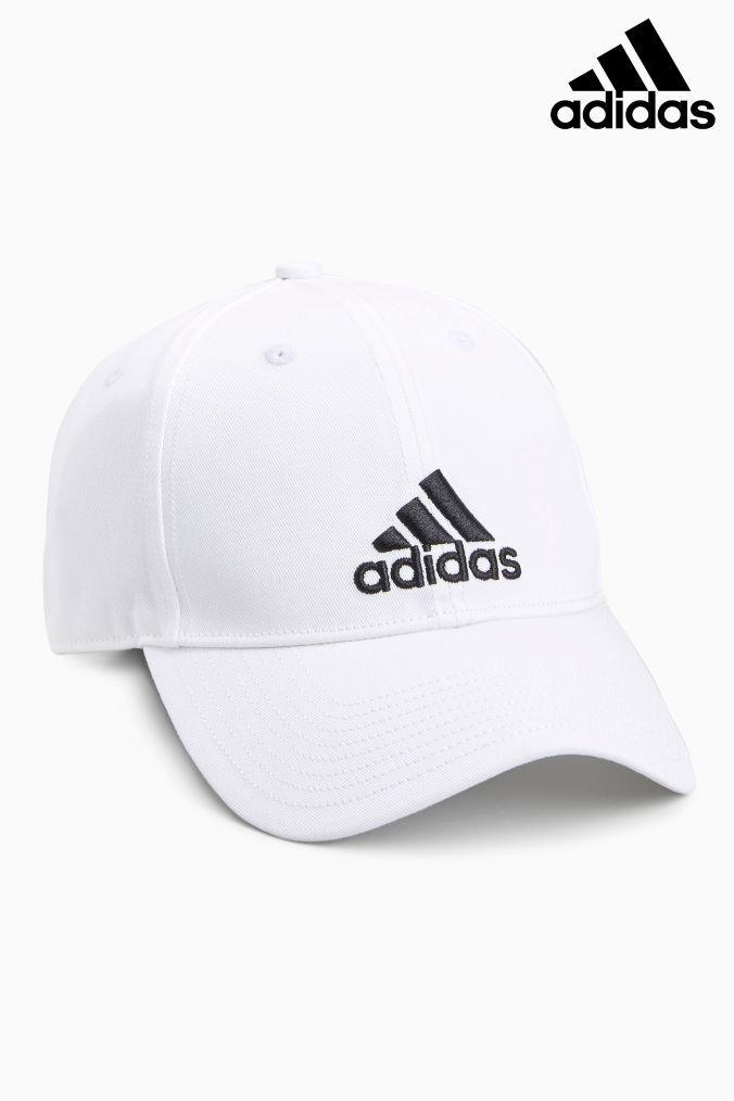 a3e8fd2095cc3 Boys adidas Kids White Cap - White in 2019 | Cap | Adidas cap ...