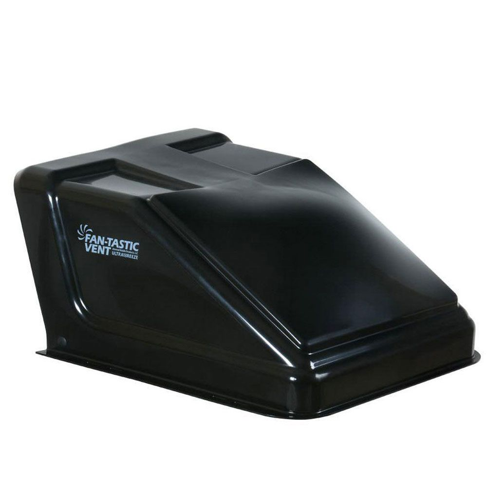 Roof Vent Covers >> Dometic U1500bl Ultra Breeze Roof Vent Cover Black In 2019