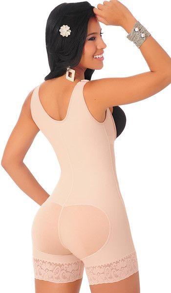 6b7775c372 Fajas Salome 0217 Women s Postsurgery Body Shaper Levanta Cola ...