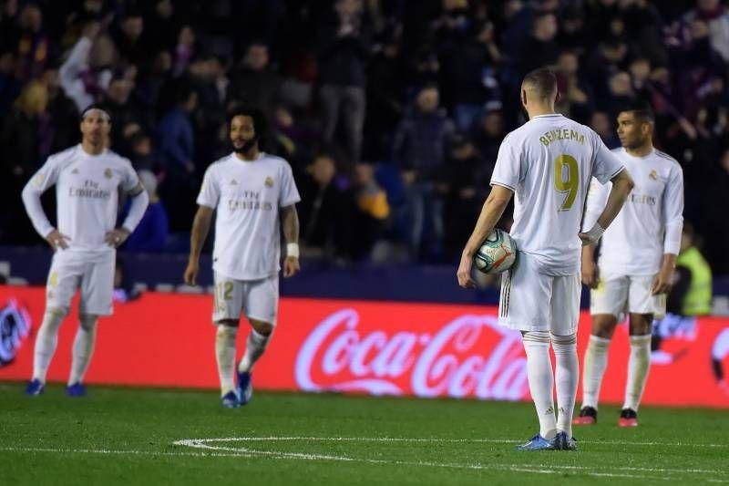 Genuine Madrid Lose Eden Hazard, La Liga Lead in Loss
