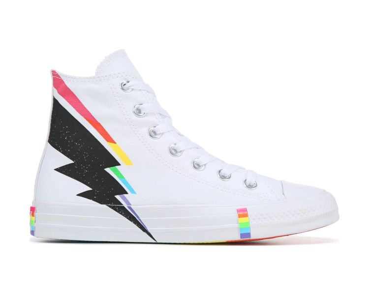 Chuck Taylor All Star High Top Pride Sneaker em 2020 | Looks