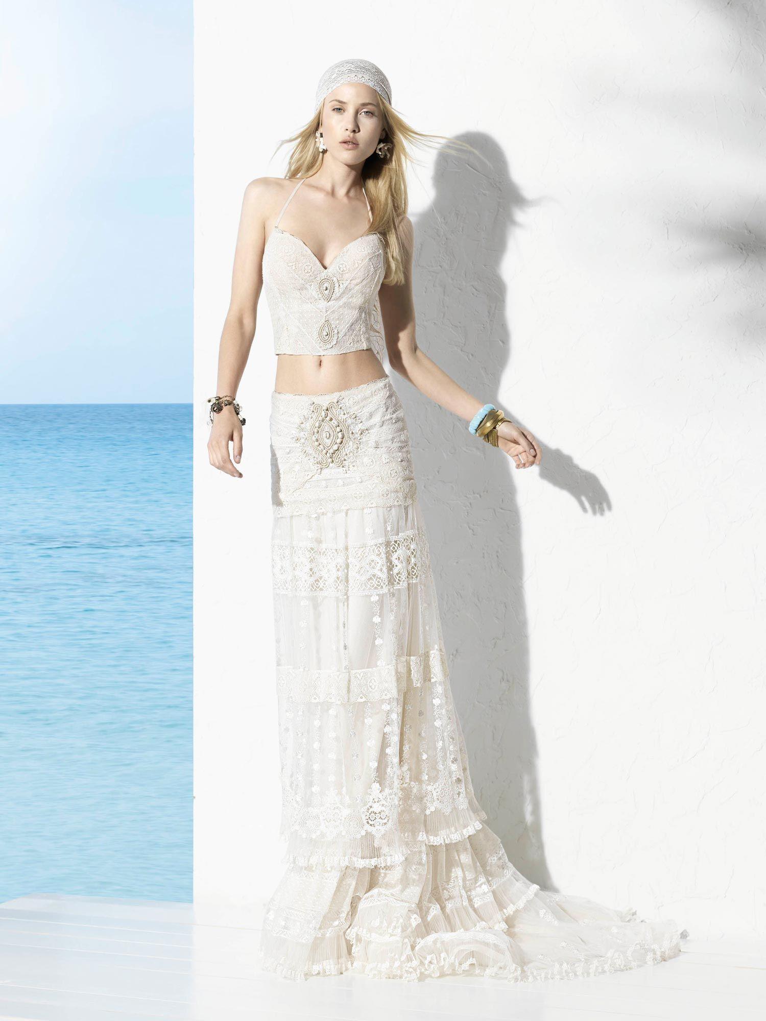 Vestidos de novia de ibiza