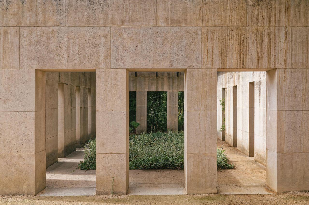 Victor tsu projet architecture plan for Idee architettura interni