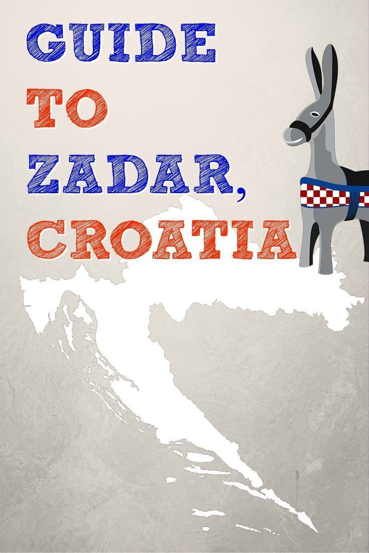 Things To Do In Zadar 2019 Zadar Travel Blog Europe