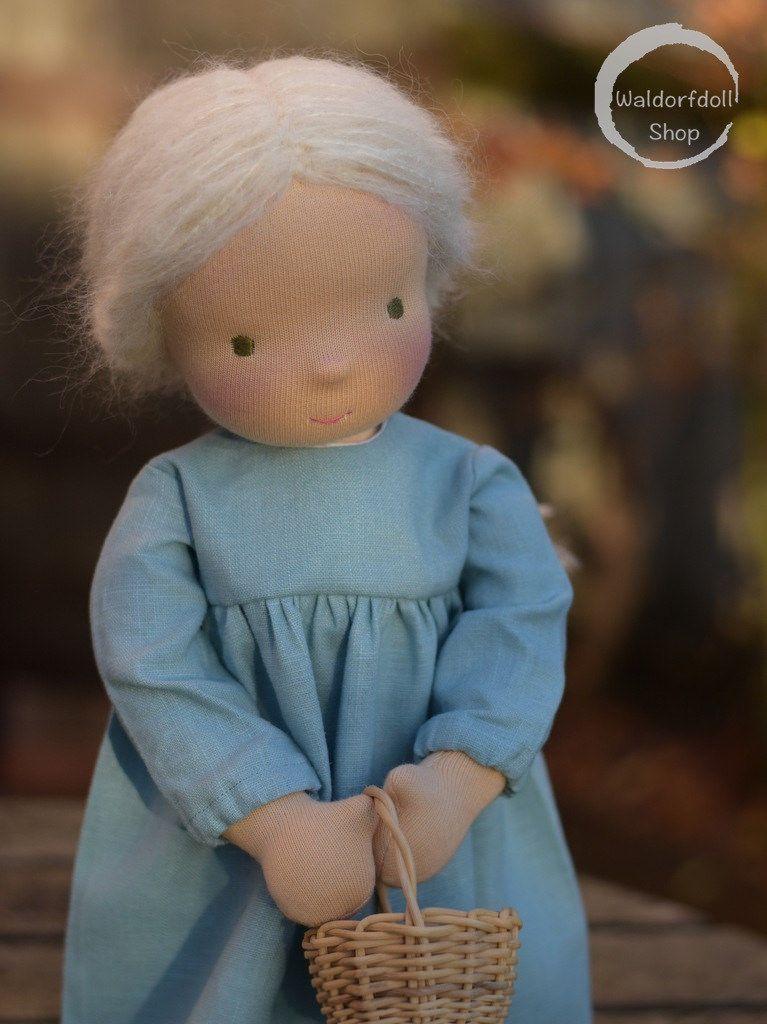 Waldorf Doll by Waldorfdollshop | Muñecas, Trapillo y Muneca de trapo