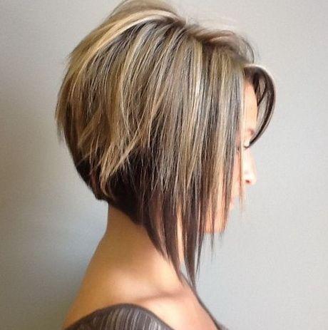 Modele de coiffure femme carré plongeant | Coiffures | Pinterest ...