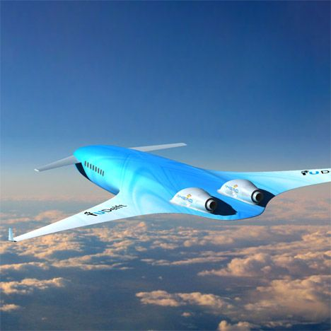 Klm S New Engine Would Use Two Different Combustion Systems The First Burns Either Cryogenic Hydrogen Or Blended Wing Body Aircraft Aircraft Design