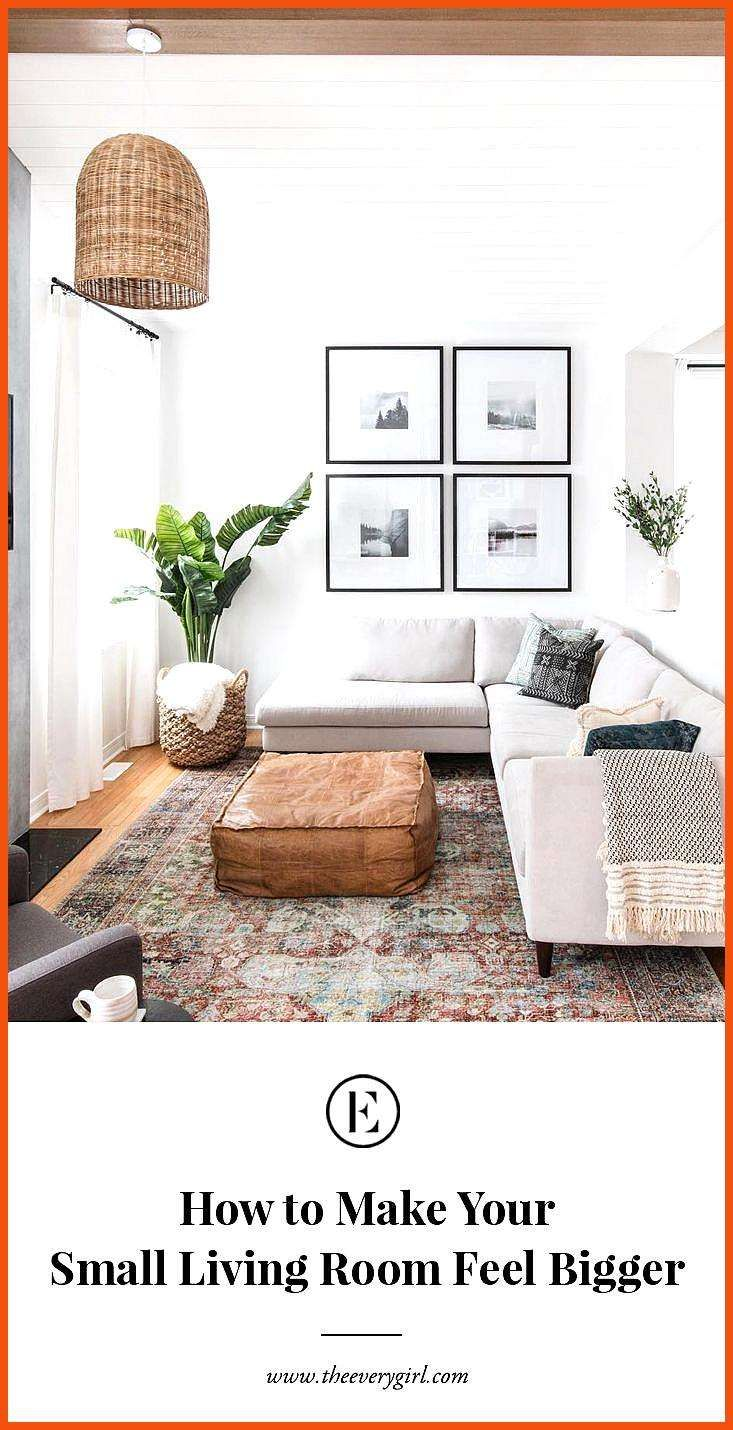 6 Ways to Make Your Small Living Room Feel Bigger 6 Ways to Make Your Small Living Room Feel Bigger  Informations About 6 Ways to Make Your Small Living Room Feel Bigger...