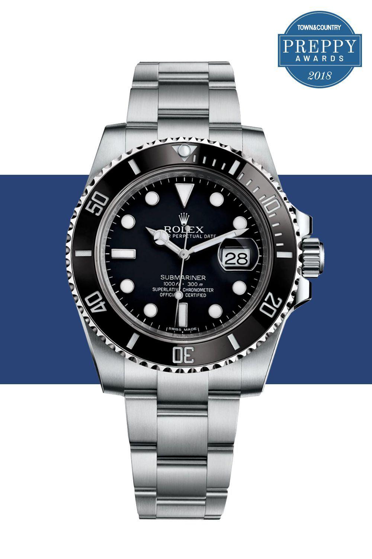 6643a23bf06 Rolex Submariner- TownandCountrymag.com