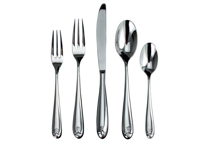 5-Pc Fiordalisi Place Setting