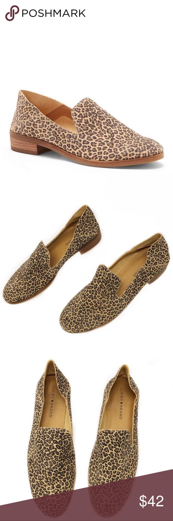 lucky brand cahill leopard