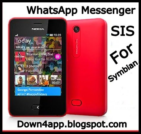 WhatsApp 2 12 1 For Symbian SIS Updated Version | software