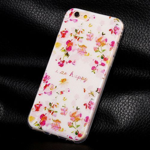 Cool Soft TPU Phone Case For iPhone 6 6s Silicone Back Cover Lion Owl Patterns Retro Case Cover Phone Shell Case Accessories
