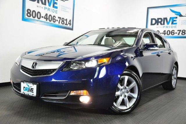 2013 Acura TL Tech #acura //www.drivewithpride.net/web/used ... on