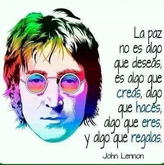 Frases De John Lennon Buscar Con Google Frases De