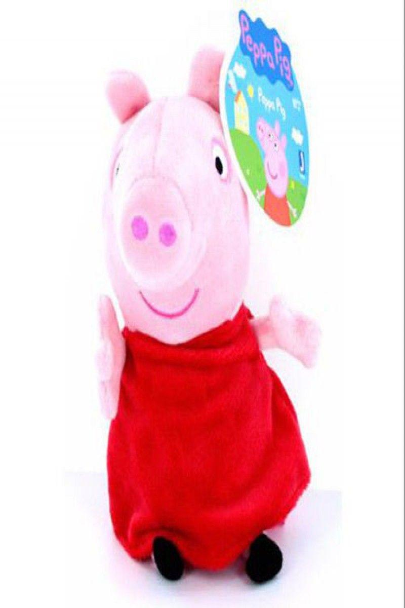 Official Talking Peppa Pig Jazwares Plush Pink 8 Stuffed Animal Talks Oinks Nwt Peppa Pig Plush Peppa Pig Christmas Plush Toys [ 1200 x 800 Pixel ]