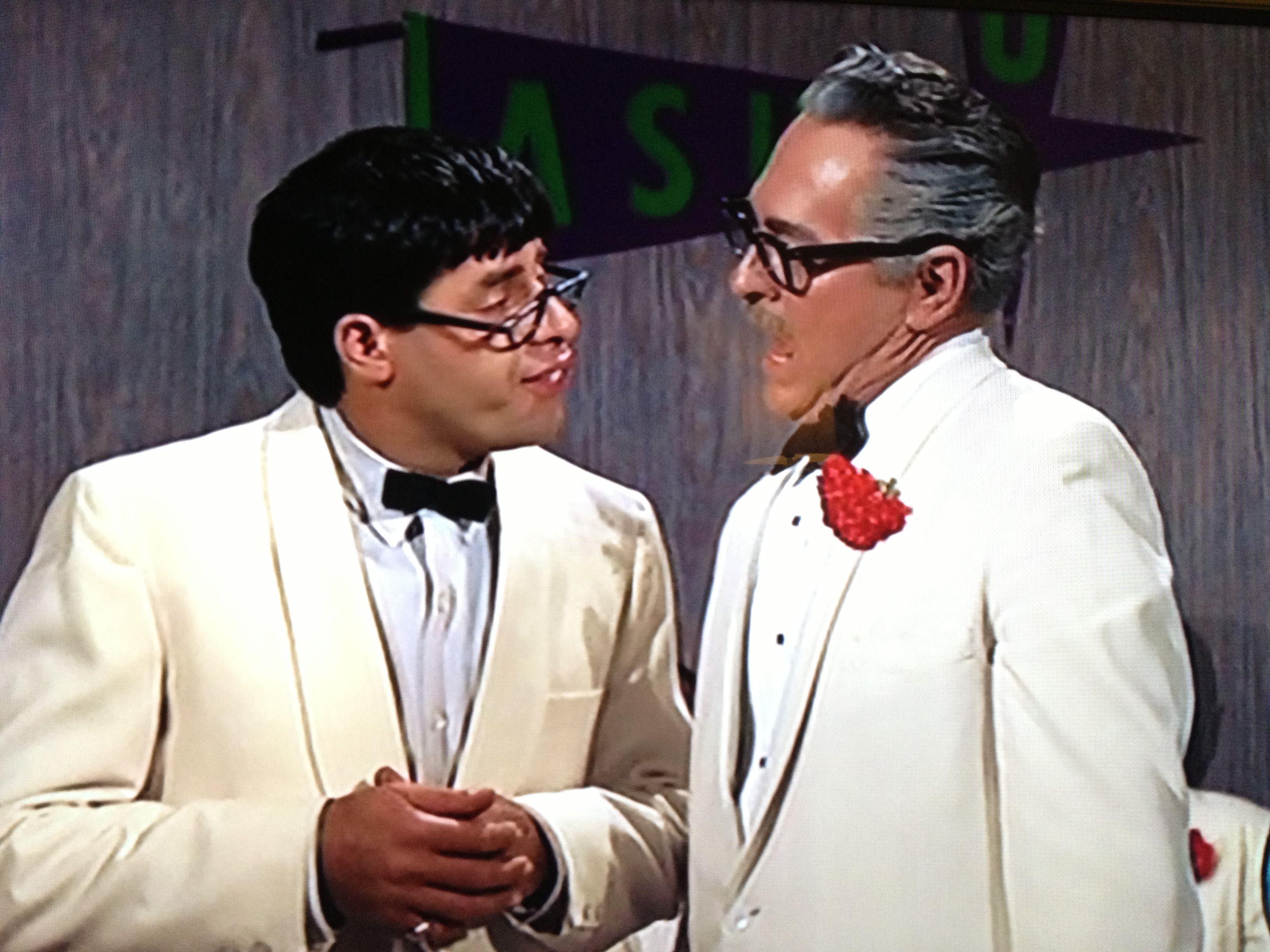 The Nutty Professor Jerry Lewis And Del Moore El Profesor Chiflado Cine De Culto Cine