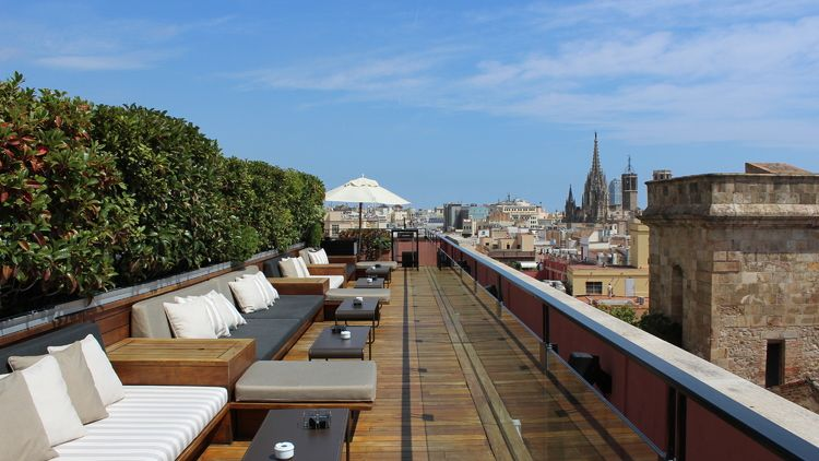 Barcelona Rooftop Bars Drinks With A View Best Rooftop Bars Barcelona Rooftop Bar Rooftop Bar