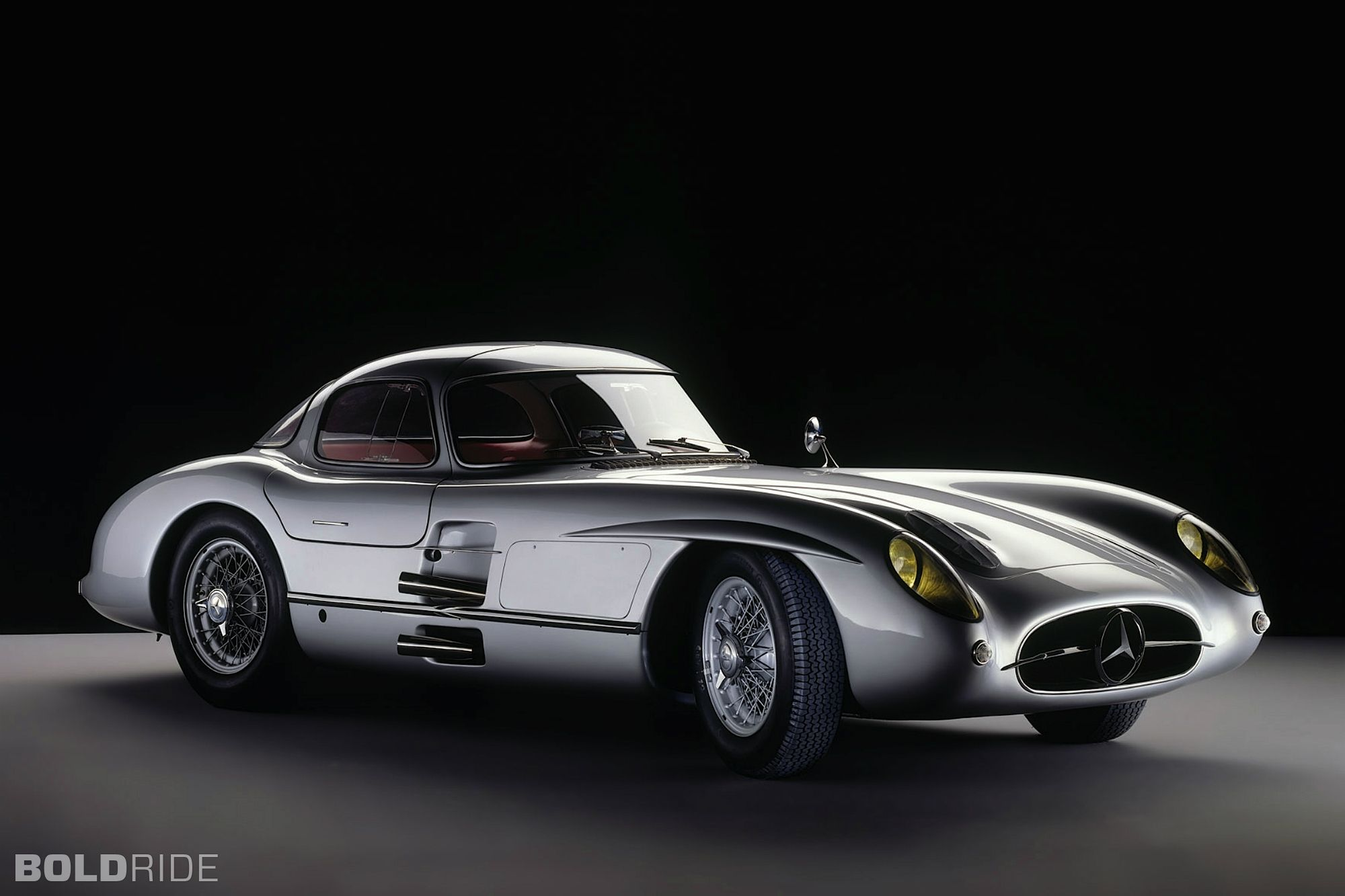 Mercedes Benz 300 Slr Uhlenhaut Coupe With Images Mercedes