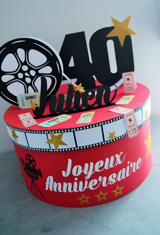 urne anniversaire cinema