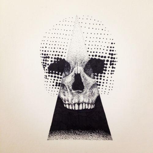 dotwork sketch
