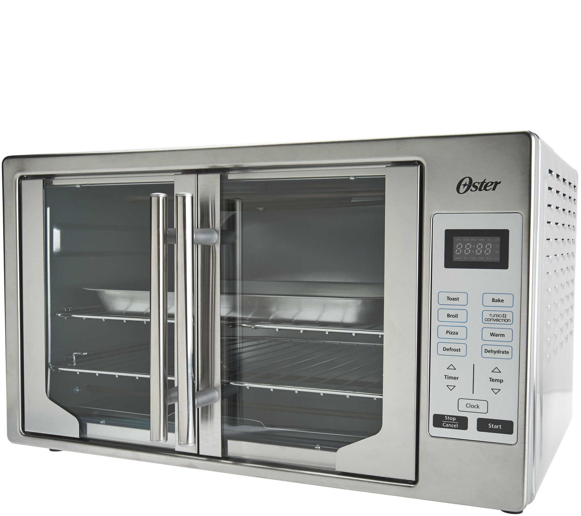 Oster Xl Digital Convection Oven Countertop Oven Convection Oven French Door Oven