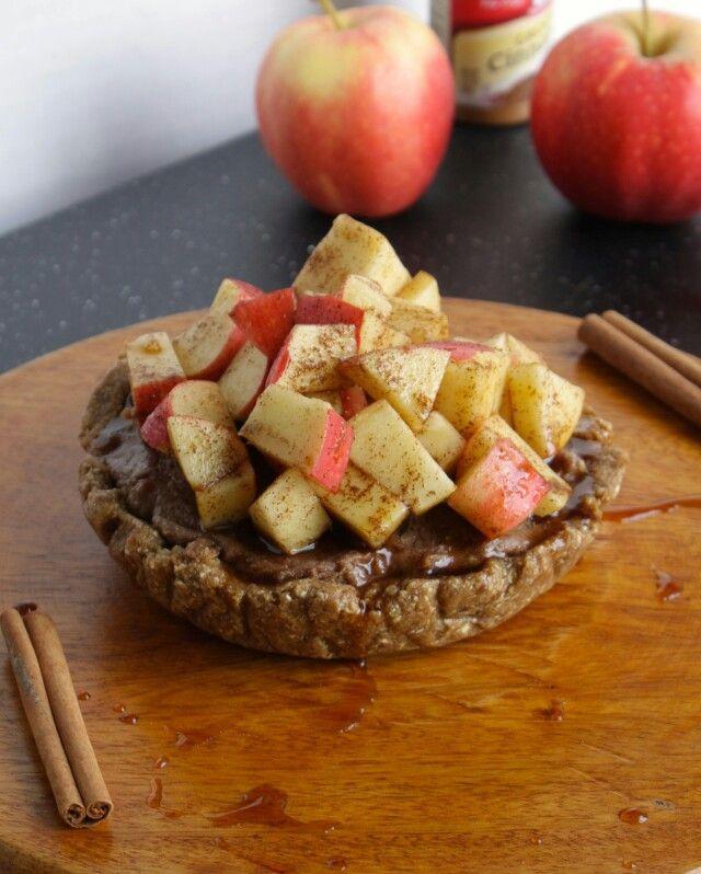 Tarte choco/pommes