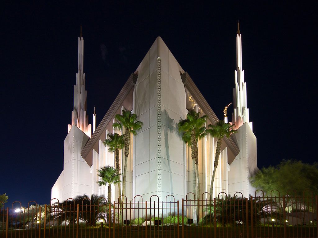 Las Vegas Nevada Temple Photograph Download 29 Mormon Temples Lds Temples Las Vegas Temple
