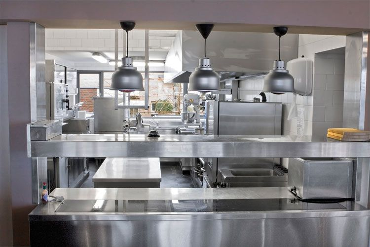Pin By Chef S Resources Inc On Commercial Kitchens With Images