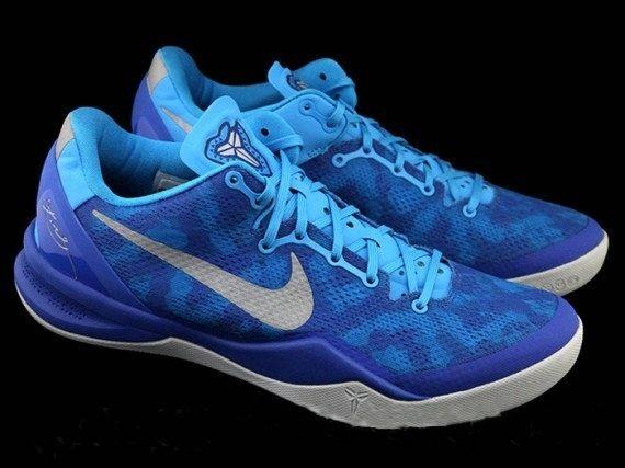 Blue Purple | Girls basketball shoes