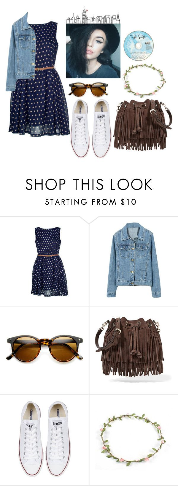 """Classic girl"" by thaisa-tcs ❤ liked on Polyvore featuring CO, Rebecca Minkoff, Converse and Brinley Co"
