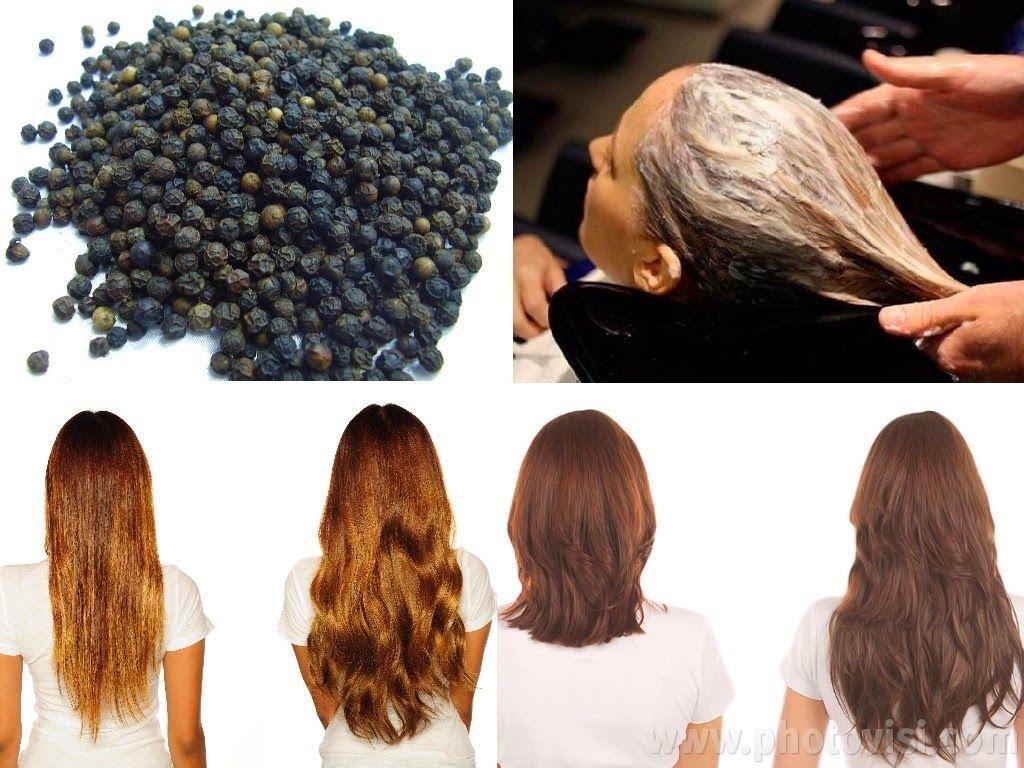 خلطة الفلفل الأسود لتقوية الشعر ومنع تساقطه وإطالته Long Hair Styles Hair Styles Hair