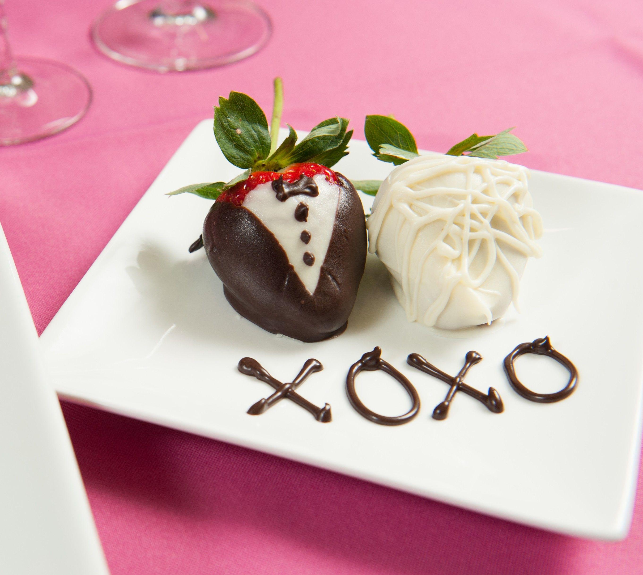 valentine's day chocolate dipped strawberries | recipe | chocolate, Ideas