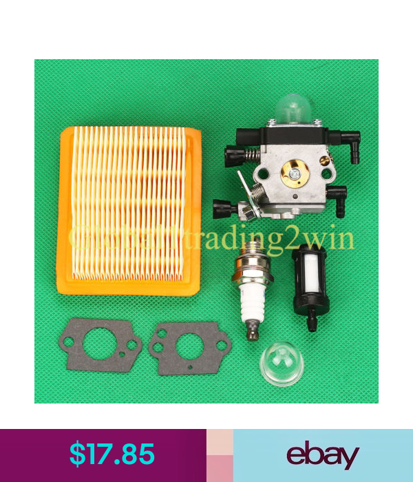Outdoor Power Equipment Carburetor Air Fuel Filter Kit For Stihl