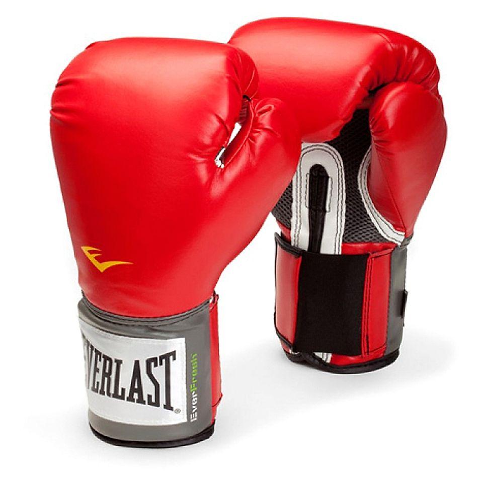 Black 1200026 Everlast Women/'s Pro Style Training Boxing Gloves